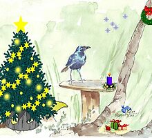 The Starling and Christmas in Africa by Maree  Clarkson