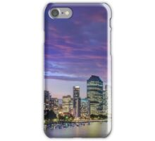Eventide - Brisbane City Qld Australia iPhone Case/Skin