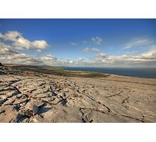 Fanore View Photographic Print