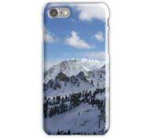 Utah Slopes iPhone Case/Skin