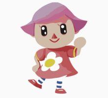 Friendly Female Villager One Piece - Short Sleeve