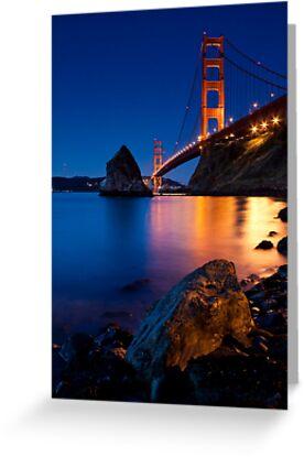Golden Gate Bridge  by Bryan Jolly