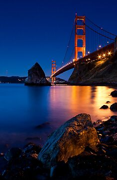 Golden Gate Bridge  by Bryan Jolly