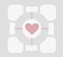 Companion Cube by LaSonicLover