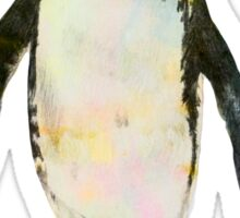 Chroma Penguin Sticker
