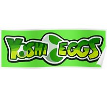The Yoshi Eggs Poster