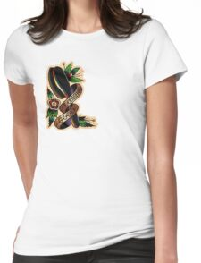 Barber 21 Womens Fitted T-Shirt