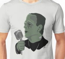 Frank Sings Unisex T-Shirt