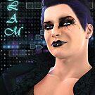 Glam II by DarwinsMishap