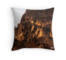 Yosemite Sunrise Throw Pillow