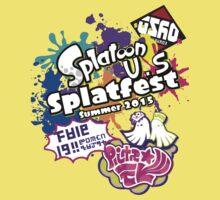 Splatoon Splatfest 2015 Kids Tee