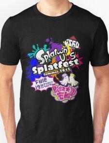 Splatoon Splatfest 2015 Unisex T-Shirt