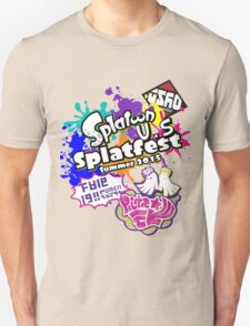 Splatoon Splatfest 2015 T-Shirt