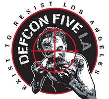 DEFCON5 LOS ANGELES by seizethejay