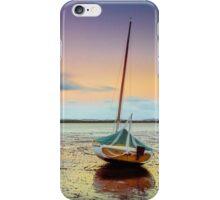 Stuck in the Mud - Redland Bay Qld Australia iPhone Case/Skin