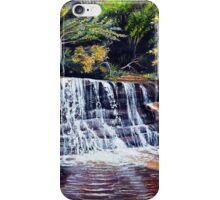 Cascades, Blue Mountains iPhone Case/Skin