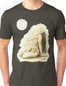 """At One"" Colour Pencil Artwork Unisex T-Shirt"