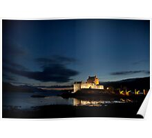 The Castle Of Loch Duich Poster