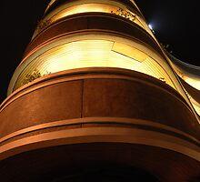 hotel building by bayu harsa