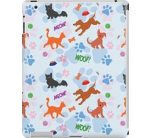 Puppies and Kittens iPad Case/Skin