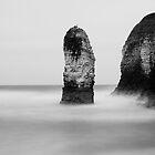 Flamborough Head by James Dolan