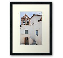 Hydra church Framed Print