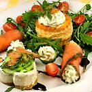 Cheese And Salmon Synergies by SmoothBreeze7