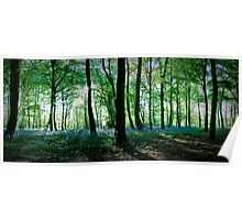 Return to Chalet Wood Poster