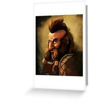 Dwalin Greeting Card
