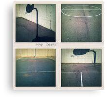 Hoop  Dreams Canvas Print