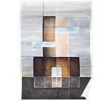 """Painting """"Condominium"""" Poster"""