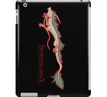 Spirited Away - Haku Dragon iPad Case/Skin
