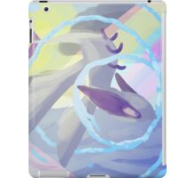 my love my angle don't treat me like potato iPad Case/Skin