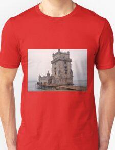 Belem Tower - Lisbon Portugal Unisex T-Shirt