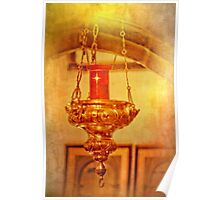 Church Light Poster