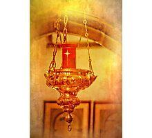 Church Light Photographic Print