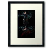 Detective's Bravado Framed Print