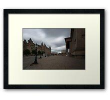 liverpoll Framed Print