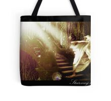 Stairway to Abode Tote Bag