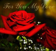 For You My Love by Julie Everhart