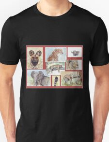 South African Wildlife collection T-Shirt