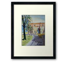 Bayle Gate, Bridlington Framed Print