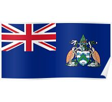 Ascension Island - Standard Poster