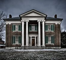 Plantation House by Eric Scott Birdwhistell