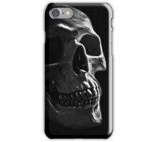 Human Skull iPhone Case/Skin