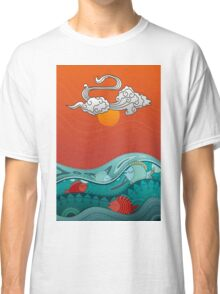 Fish Float Classic T-Shirt