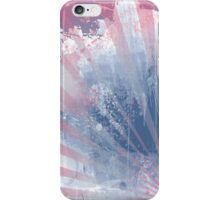 Grunge Rays iPhone Case/Skin