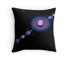 Jules of the Line Throw Pillow
