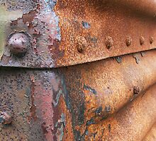 Rust and rivits by StephenRB