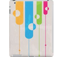 Color Balance iPad Case/Skin